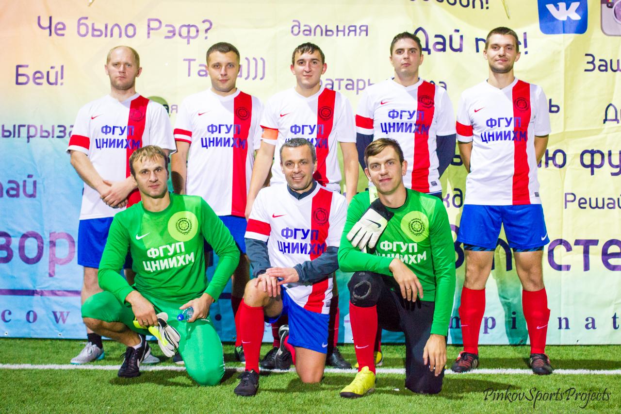 Футбольный чемпионат ВПК 2015